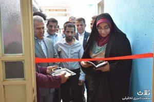 افتتاح نخستین دفتر رسانه ای جنوب استان بوشهر در کنگان