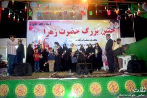 جشن بزرگ روز مادر و عید نوروز در مجموعه ورزشی شهدای کوزهگری