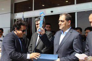 افتتاح بیمارستان ۵۶تختخوابی امام هادی(ع) دیر