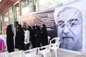 بازدید نماینده جنوب استان بوشهر از ستاد انتخاباتی کاندیداها
