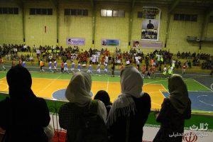 افتتاحیه مسابقات فوتسال جام رمضان