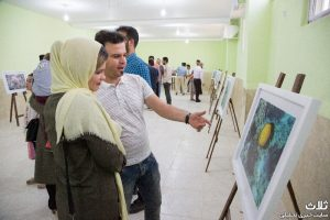افتتاحیه نمایشگاه عکس اردیبهشت دریا