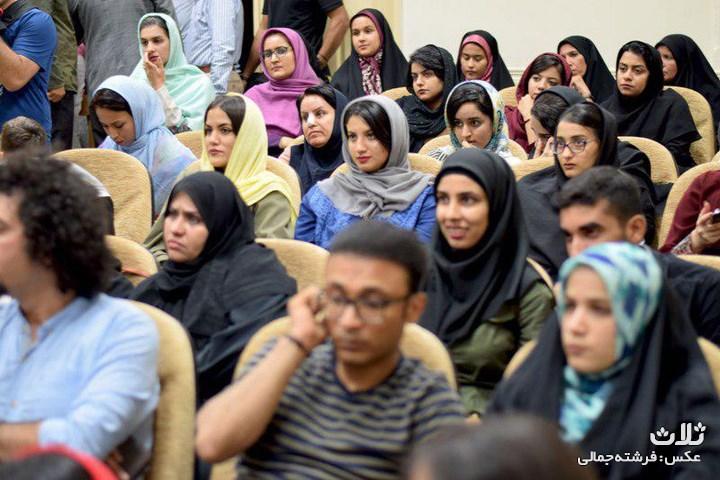 نشست مشترک هنرمندان بوشهر و کنگان