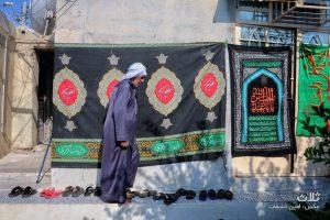 روایت ثلاث از سوگواری عاشقان حسینی در خانه