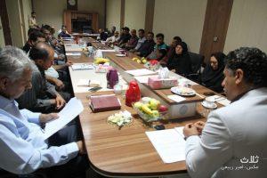 جلسات مردمی شورای شهر کنگان