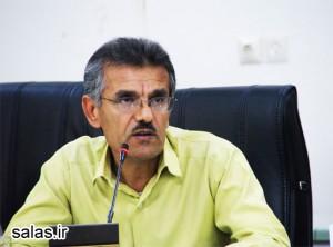 احمد خاکنژاد معاون سیاسی