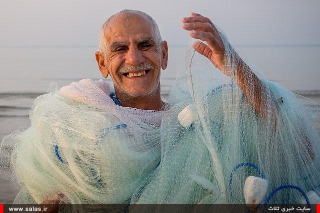 ماهیگیری به روش سنتی جاروف