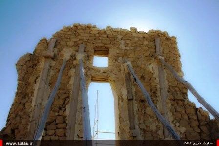 مسجد امام حسن بصری در سیراف سایت خبری ثلاث