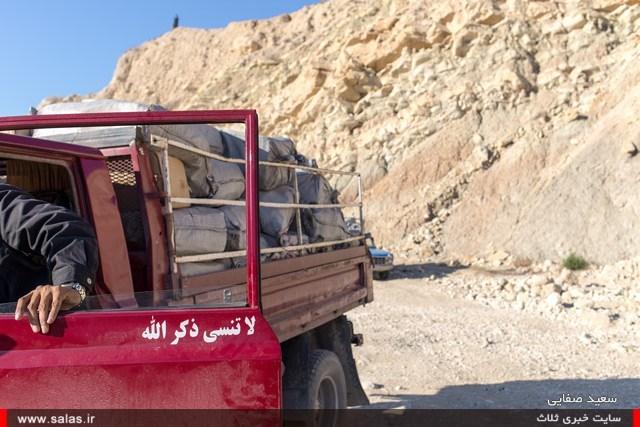 امحاء 65 هزار ترقه در کنگان-سعید صفایی - ثلاث