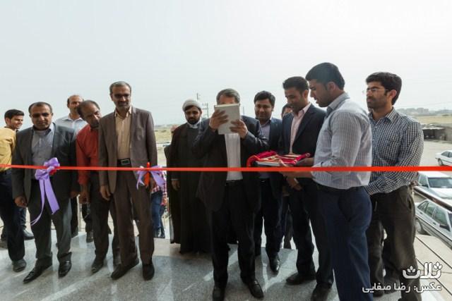 افتتاحیه دانشگاه آزاد (۱)