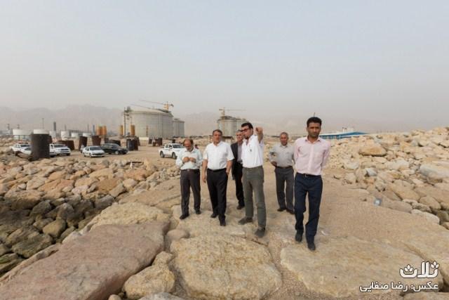 بازدید از ال ان جی (۲)
