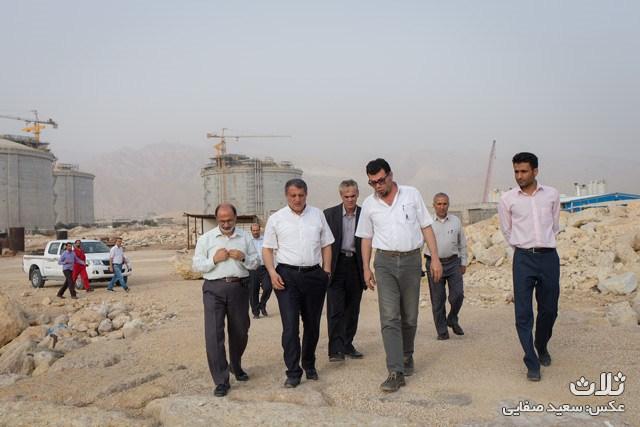 بازدید از ال ان جی (۳)