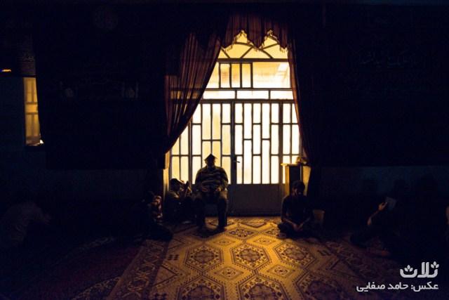 احیا حسینسه هاشمی (۲۲)