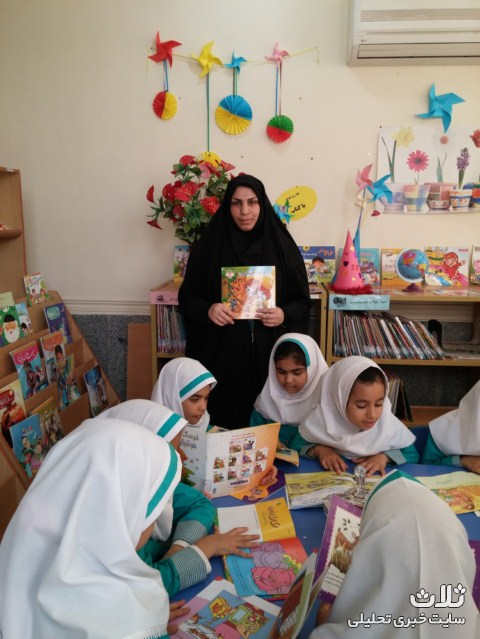 هفته کتاب در کتابخانه غدیر (۴)