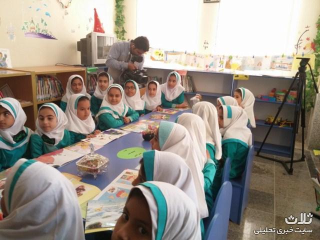 هفته کتاب در کتابخانه غدیر (۹)