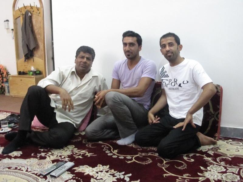 مصاحبه با اکبر اودود بازیگر سینما- شش سال قبل