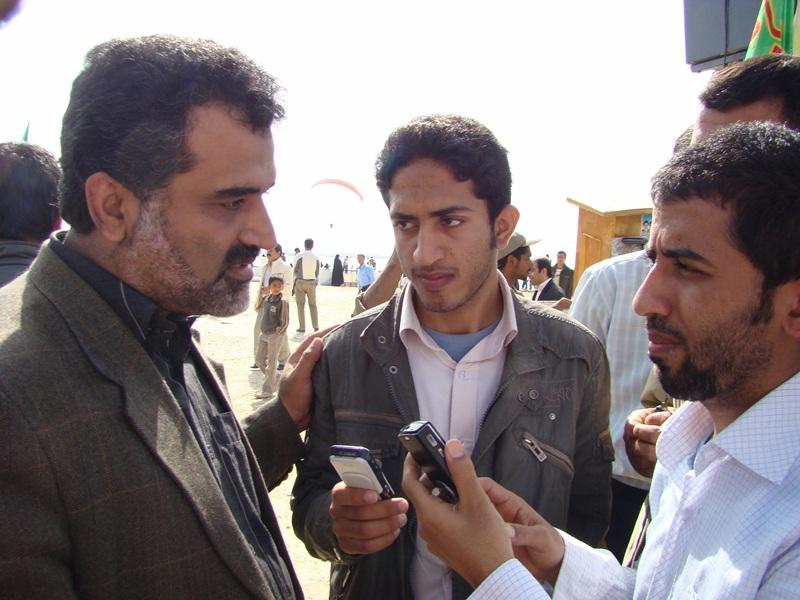 مصاحبه با نصوری معاون سابق عمرانی استاندار و مدیر منطقه ویژه پارس