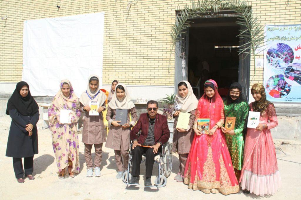 زینب دبیرستان حضرت بزرگسالان